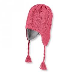 PROMO -30% Bonnet tricot coralle 53