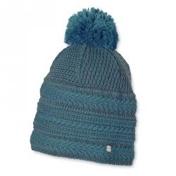 PROMO -30% Bonnet tricot jade 51
