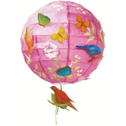 PROMO -30% Lanternes Oiseaux poétiques