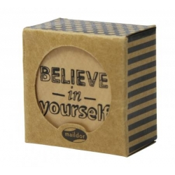 PROMO -30% Tampon Believe in yourself