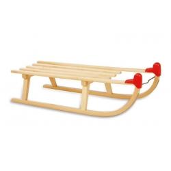 PROMO -20% Luge en bois avec corde