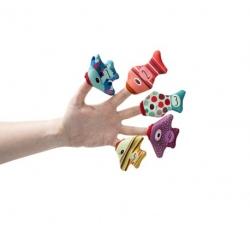 Poissons marionnettes