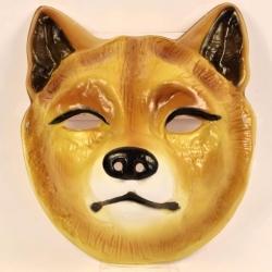 Masque Vintage mini renard