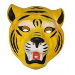 Masque Vintage mini tigre