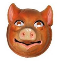 Masque Vintage mini cochon