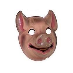 Masque Vintage cochon