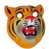 Masque Vintage tigre