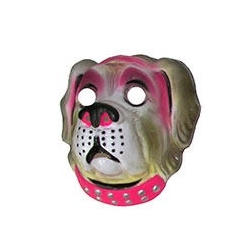 Masque Vintage chien