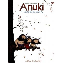 Anuki - La Révolte des castors