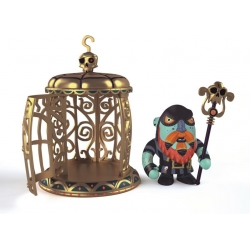 Arty Toys - Gnomus & ze cage
