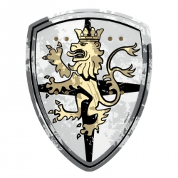 Bouclier de chevalier Edler