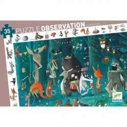 Puzzle d'observation L'orchestre