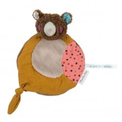 Les Jolis Trop Beaux Doudou ours