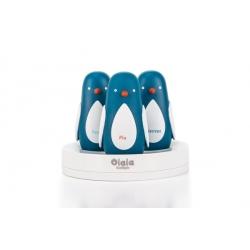 Veilleuse Trio pingouins