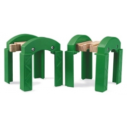 Supports de pont empilables Verts f5100913c802