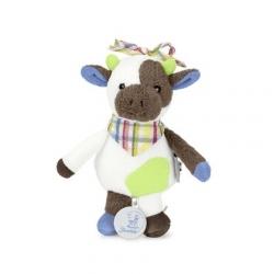 Mini peluche musicale Klecks la vache