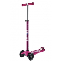 Trottinette Micro maxi deluxe Berry Red