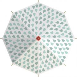 Parapluie ours blanc