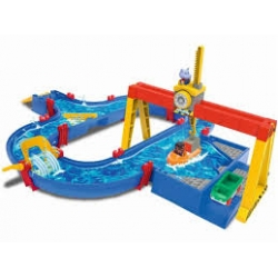 AquaPlay - ContainerPort