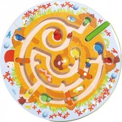 Jeu magnetique -  Labyrinthe Taupe