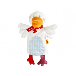 Marionnette - Oie câline