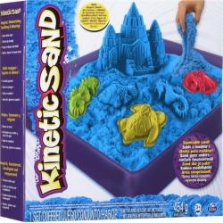 Kinetic Sand Sandcastle bleu 454 gr