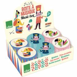 Boîte à musique Ingela - Musicien