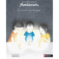 Mes petites histoires Montessori - Le dîner aux bougies