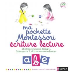 Ma pochette Montessori - Écriture lecture