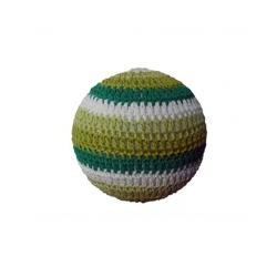 Hochet Balle vert