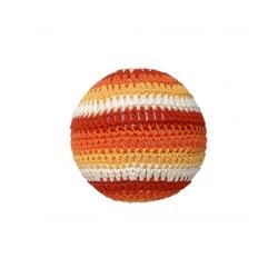 Hochet Balle orange