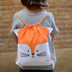 Kit couture sac à dos Renard