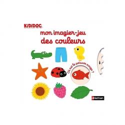 Kididoc - Mon imagier - jeu des couleurs