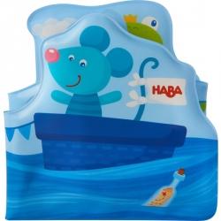 Livre de bain - Ohé les animaux matelots !