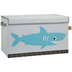 Coffre à jouets requin