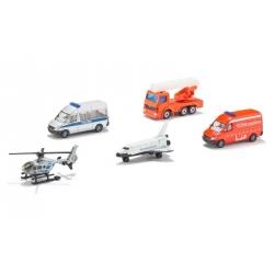 Siku set véhicules de secours