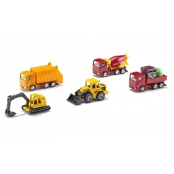 Siku set véhicules de chantier