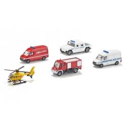 Siku set véhicules de secours 2