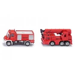 Siku O Set de pompier