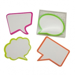 PROMO -30% Post it phylactère