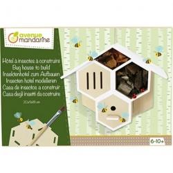 Boîte créative - Maison à insectes