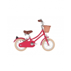 Vélo Gingersnap 12'' Cerise