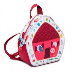 Chaperon Rouge mini sac à dos