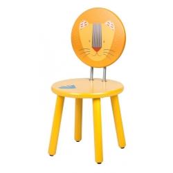 Les Papoum chaise lion