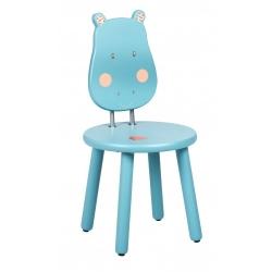 Les Papoum chaise Hippopotame