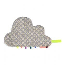 Doudou nuage - Amy gris