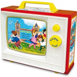 Television Fisher Price