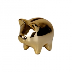 Mini tirelire cochon