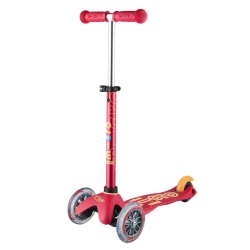 Trottinette Micro mini deluxe Ruby rouge