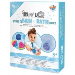 Mini lab boule de bain